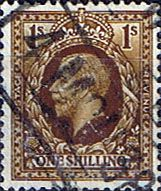 British Stamps Stamp Great Britain 1934 King George V Head SG 449 Fine Used Other British Stamps HERE