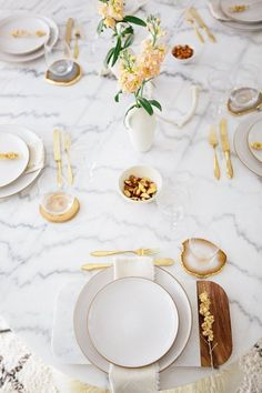 The Right Way to Set a Dinner Table (Hint: There's Isn't One, Anymore)   Apartment Therapy