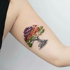 tattoos that represent family members tattoos that represent family ; tattoos that represent family for men ; tattoos that represent family symbols ; tattoos that represent family parents ; tattoos that represent family members Forest Tattoos, Nature Tattoos, Body Art Tattoos, New Tattoos, Sleeve Tattoos, Tattoos For Guys, Tattoos For Women, Tattoo Neck, Tattoo Sleeves