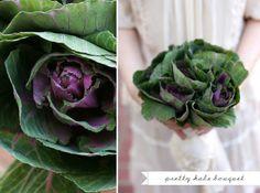 Kale bouquet (fruit and produce bouquets)