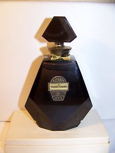Guerlain Very Rare Bottle of 'A Travers Champs' of 1933 Full & Sealed | eBay