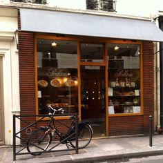 @chezlouloufrance Poilâne bakery in #Paris. The apple tarts are heaven!