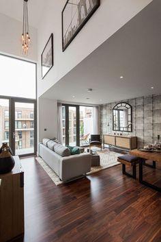 Un duplex con aires neoyorquinos en Londres (+ get the look) · A duplex in London with NYC vibes