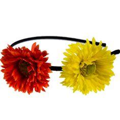 fashion flower headband for girls #a001