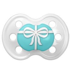 Tiffany-Inspired Baby Pacifier