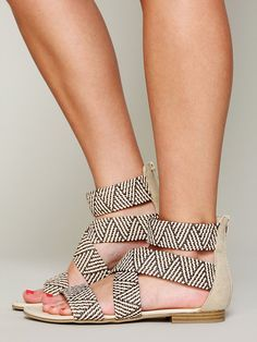 Coconuts by Matisse Vineyard Woven Sandal