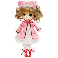 Dal - Hina Ichigo : Pullipstyle ❤ liked on Polyvore featuring dolls