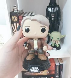 you've never heard of the millennium falcon? #starwars #funkopop