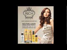 RICH Hair Care PR 2012 - 2013