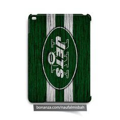 New York Jets on Wood iPad Air Mini 2 3 4 Case Cover