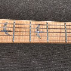2012 PRS P22 Artist Blue Fade/ Flamed maple neck | Cannon | Reverb