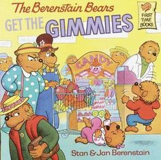 Brother and Sister Bear want everything in sight, and they throw tantrums when they don't get what they want. Wisely Mama and Papa deal with this childhood malady by teaching the cubs about the family