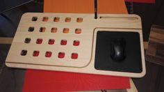 Plateau de PC par Nico39 - Comme en 2015 je vais fabriquer quelques objets pour offrir à la famille à noël. Vous me direz c'est loin, oui et non ça vient vite... L'équipement et la technique évolue les objets deviennent plus ou...