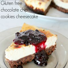 ... gluten free chocolate chip cookies cheesecake this gluten free