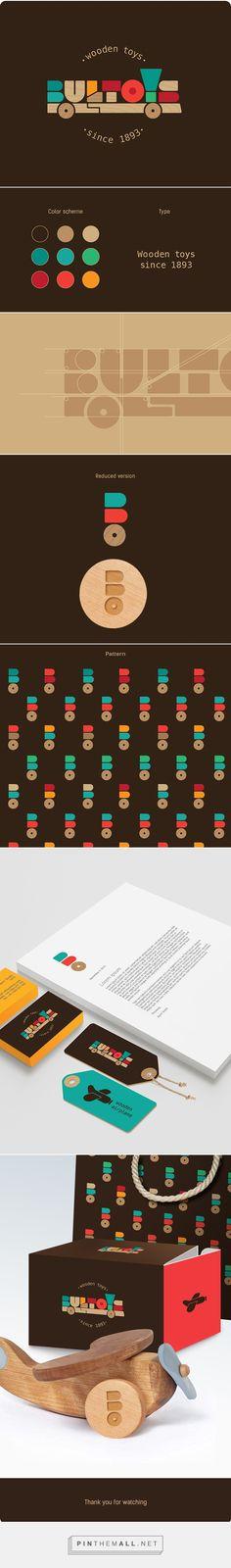 BulToys Branding by Boyko Taskov on Behance | Fivestar Branding – Design and Branding Agency & Inspiration Gallery