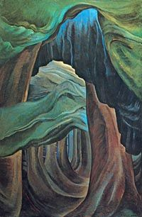 Emily Carr - Forest, British Columbia