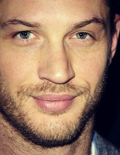 Tom Hardy. Deff my #MCM. Goodness those eyes and a little rough around the…