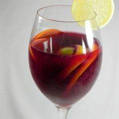 Classic Spanish Sangria - Allrecipes.com