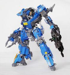 TMF-01 Toromekian Blue