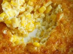 Amazing Corn Pudding.  Looks great,  Can't wait to make it.