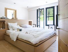 Location vacances villa Valbonne: master suite