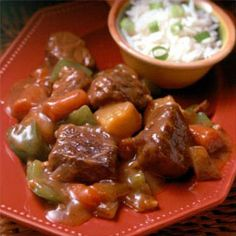 Slow Cooker Hawaiian Beef Recipe from Land O'Lakes
