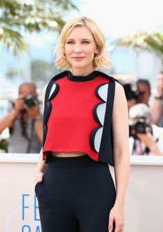 Cate Blanchett - 'How to Train Your Dragon 2' Cannes Film Festival Photocall