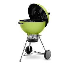 The Weber Master-Touch charcoal grill includes upgrades to the classic kettle, like the plated steel Gourmet BBQ System hinged cooking grate. Wood Grill, Bbq Grill, Grilling, Charcoal Briquettes, Plastic Components, Best Charcoal Grill, Rv Accessories, Wooden Slats