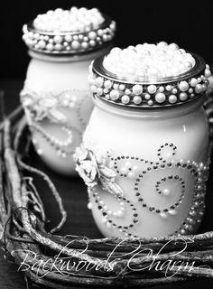 original soy mason jar candle by Backwoods Charm  www.facebook.com/backwoodscharm  www.etsy.com/shop/backwoodscharmAH
