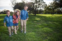 ©Eternal Bliss Photography- Family Photography, Green Grass, All Smiles, Kids, Texas Photographer