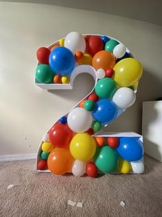 2nd Birthday Party For Boys, 1st Birthday Party Decorations, Toy Story Birthday, Carnival Birthday, Birthday Ideas, Festa Toy Story, First Birthdays, Balloons, 10th Birthday Parties