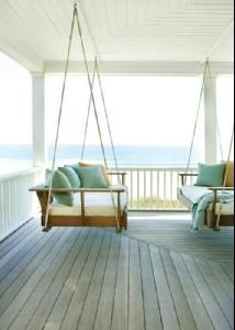 great porch swings