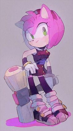 Amy Rose | Sonic Boom!                                                                                                                                                                                 More