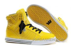 http://www.jordannew.com/supra-chad-muska-skytop-bright-yellow-white-top-deals.html SUPRA CHAD MUSKA SKYTOP BRIGHT YELLOW WHITE TOP DEALS Only $58.76 , Free Shipping!