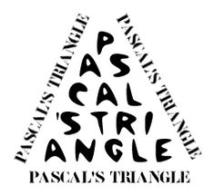 All You Ever Wanted to Know About Pascal's Triangle and more