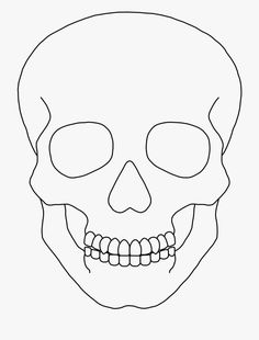 Discover recipes, home ideas, style inspiration and other ideas to try. Tattoo Outline Drawing, Outline Art, Outline Drawings, Art Drawings Sketches, Cool Art Drawings, Outline Designs, Simple Drawings, Drawing Drawing, Easy Skull Drawings