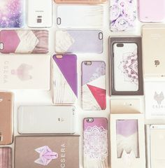 Yellow Samsung Galaxy Case Samsung S4 Case Pink by casesbycsera