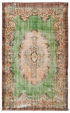 Turkish Vintage Area Rug x cm x 290 cm) Discount Area Rugs, Bohemian Decor, Bohemian Grove, Woven Rug, Rug Making, Floor Rugs, Oriental Rug, Vintage Rugs, Colorful Rugs