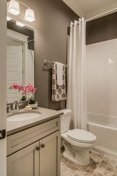 """""""View this Great Contemporary Full Bathroom with tiled wall showerbath & Drop-In Bathtub in Nashville, TN. The home was built in 2015 and is 3611 square feet. Discover & browse thousands of other home design ideas on Zillow Digs."""""""