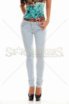 Jeans Beautiful Look Blue