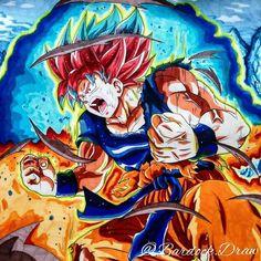 Dragon Ball Gt, Manga Anime, Anime Art, Best Anime Shows, Iron Man Wallpaper, Dragon City, Naruto Wallpaper, Drawings, Dbz Vegeta
