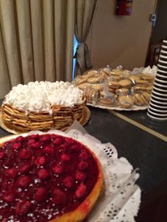 Dulces Tentaciones & Cookies Express.Tortas caseras a pedido: Waffles, Pie, Breakfast, Desserts, Food, Candy Stations, Homemade, Events, Food Cakes