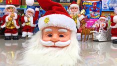 Santa Claus Toys that sing happy catchy Christmas songs are the best way to get into the Christmas Spirit. You can comment names of the songs you recognize a. Santa Claus Toys, Dancing Toys, Youtube Banners, You Youtube, Elf, Singing, Dance, Songs, Holiday Decor
