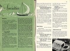 Elegant Desserts. $7.00  https://www.etsy.com/listing/122282332/vintage-cookbook-1950s-elegant-desserts