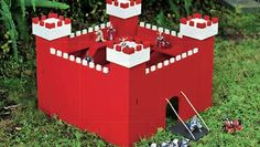 June 2013 pattern sheet: Castle  - Better Homes and Gardens - Yahoo!7