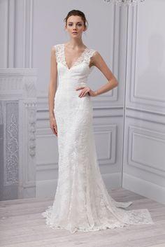 monique lhuillier bridal dresses 2014