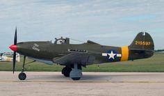Bell P-39 Airacobra | Bell-P-39_Airacobra-8.jpg