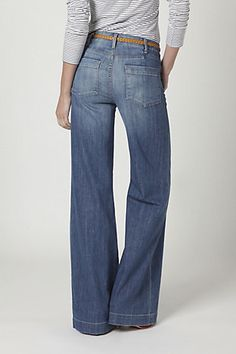 Citizens Wide Leg Jeans from Anthro $209