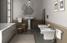 Сочетание сантехники коллекции Tosca от Hidra с ванной Blanque создаст неповторимую атмосферу вашей ванной комнаты http://www.mozaika-ua.com.ua/