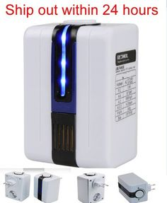 Air Purifier For Home Negative Anion 1.2 Million 220v 110v Remove Formaldehyde Smoke Dust Purification Pm2.5
